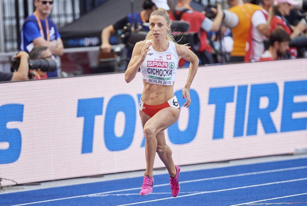Angelika Cichocka (Lekkoatletyka)