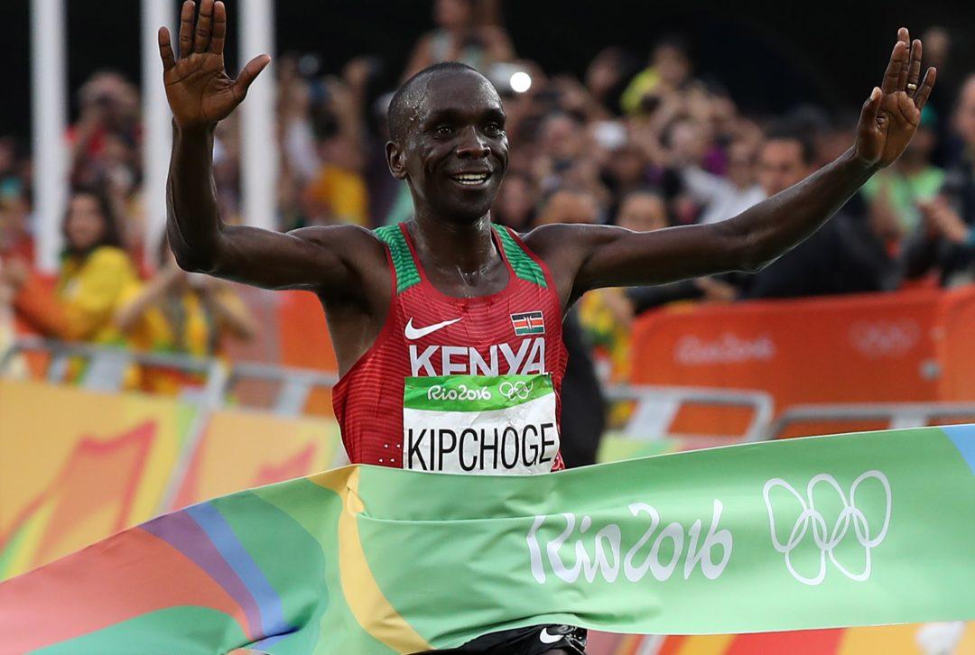 Marek Tronina o rekordzie świata w maratonie