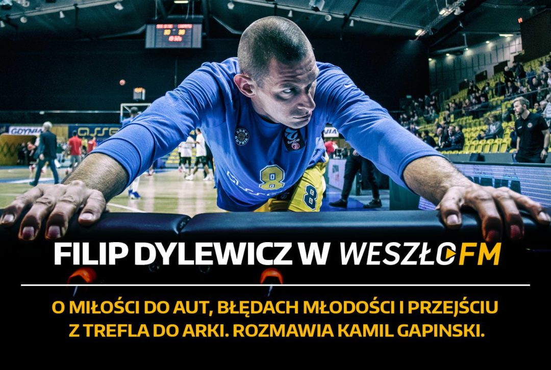 Kamil Dylewicz – legenda polskiej koszykówki