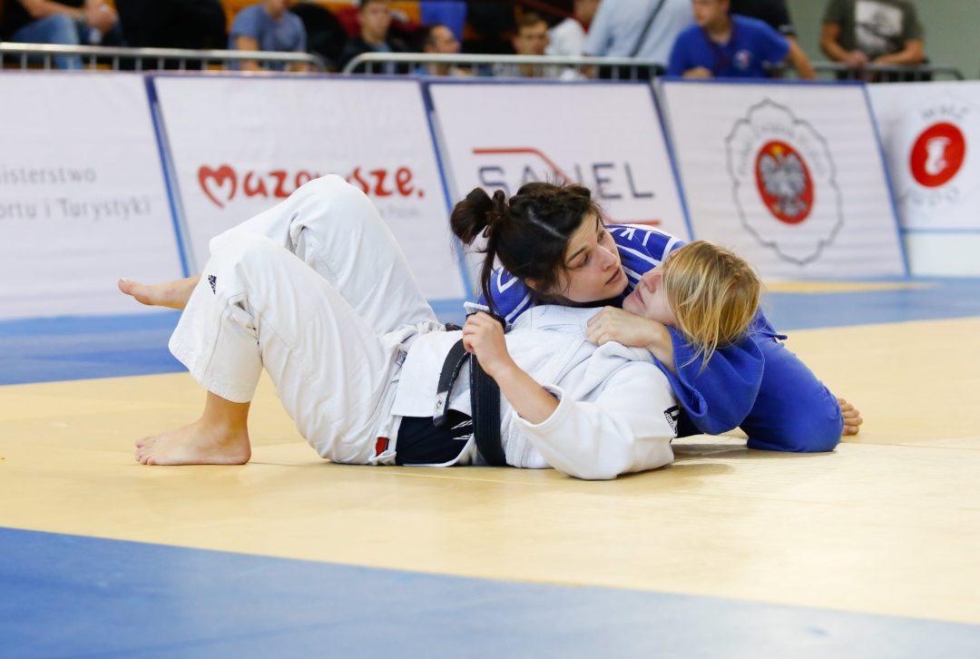 Julia Kowalczyk wygrała turniej Grand Prix!