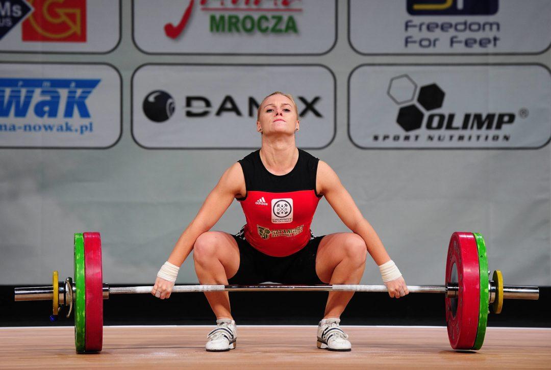 Polacy wracają z jednym medalem ME w podnoszeniu ciężarów