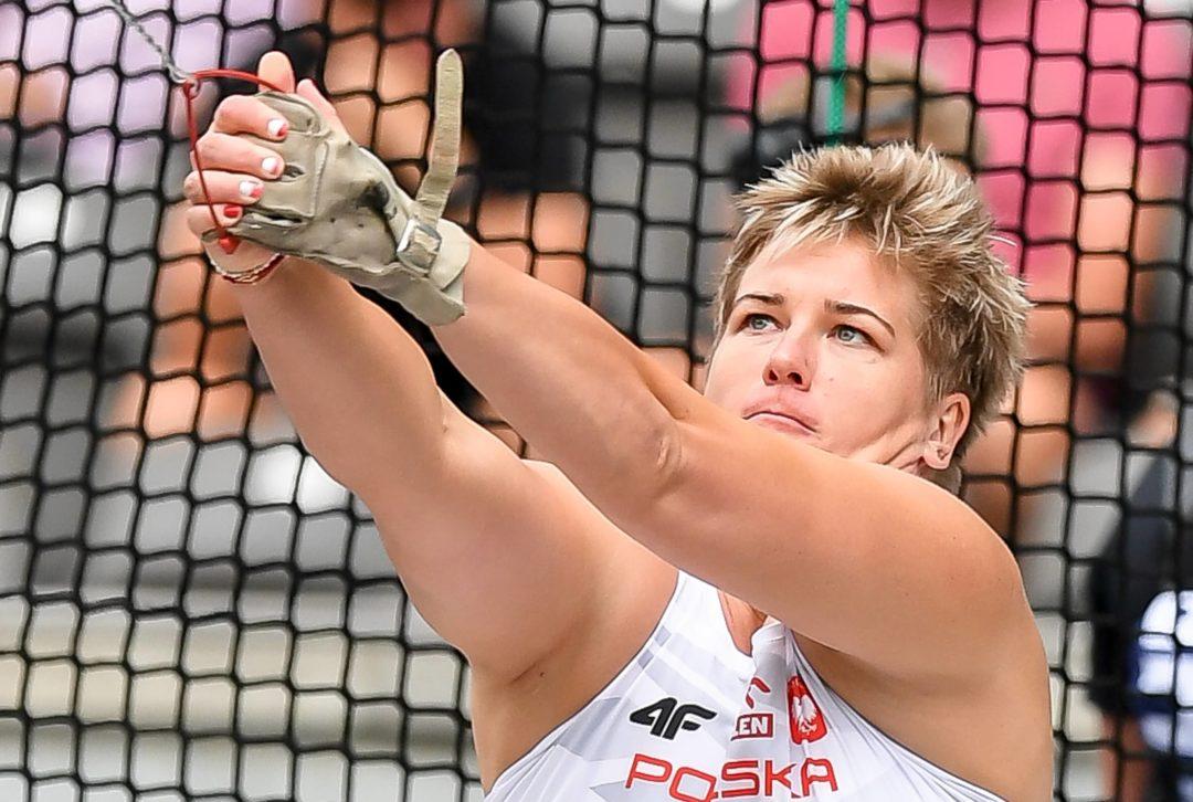 Anita Włodarczyk wygrała w Turku z najlepszym wynikiem sezonu w Europie