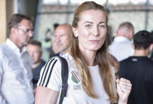Karolina Koszewska: w ringu w dupniaka się nie gra, można w łeb dostać i światło może zgasnąć