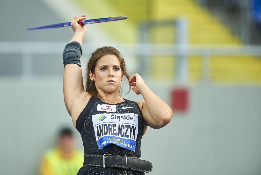 Maria Andrejczyk wypełniła normę na MŚ Doha 2019
