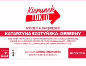 Audycja Kierunek Toko #10: Katarzyna Szotyńska-Deberny