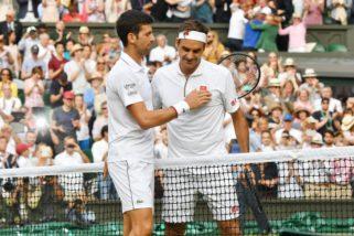 Ten jeden brakujący tytuł. Federer, Djoković i olimpijskie złoto w singlu