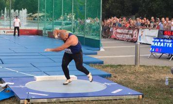 Rekord Polski Haratyka 22,32 m! Guba z minimum na Tokio 2020