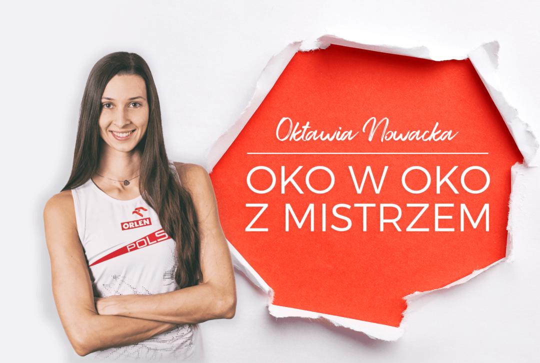 Oko w oko z mistrzem: spotkanie z Marysią Andrejczyk