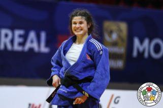 Julia Kowalczyk z brązem mistrzostw świata w judo!
