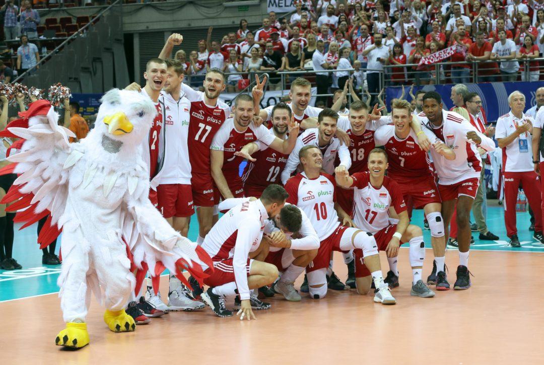 Eurovolley 2021 w Polsce!