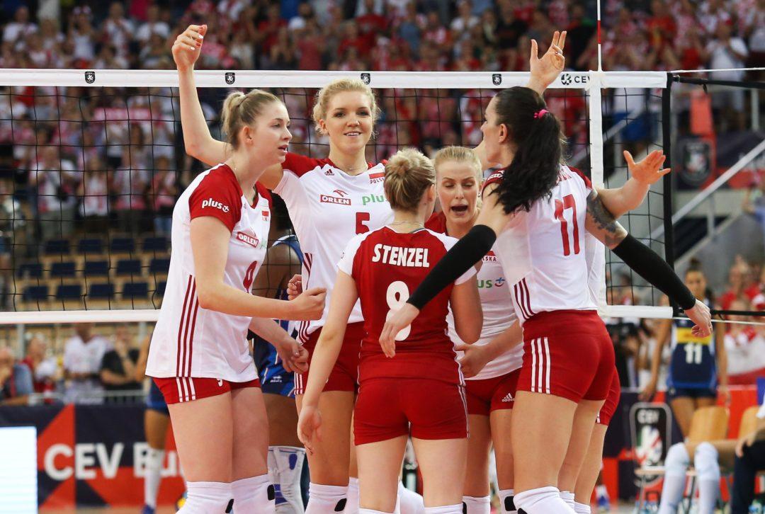 Polki wygrywają z Włoszkami! Nagroda? Łatwa drabinka… chyba