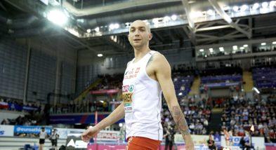 Sylwester Bednarek: Chcę powalczyć na igrzyskach w Tokio!