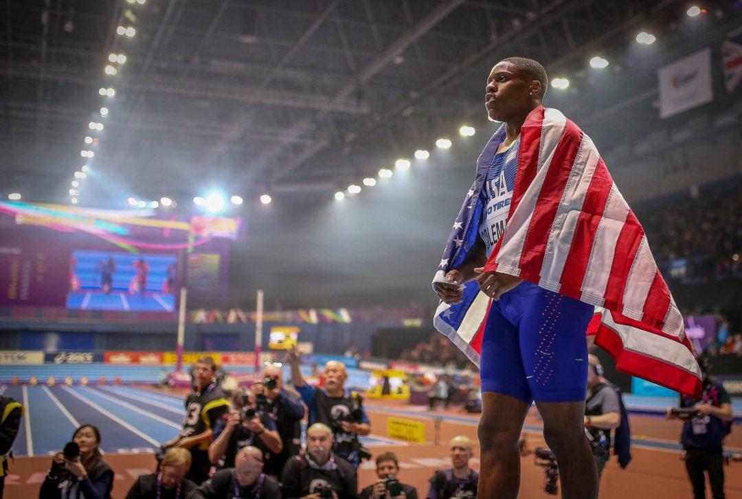 Najszybszy człowiek świata uciekł przed kontrolą dopingową?