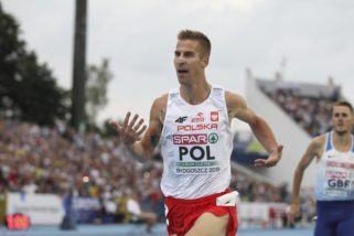 Marcin Lewandowski pobił rekord Polski na 1500 m!