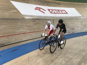 Eldo jedzie do Tokio cz. 6 – kolarstwo torowe z mistrzami sprintu