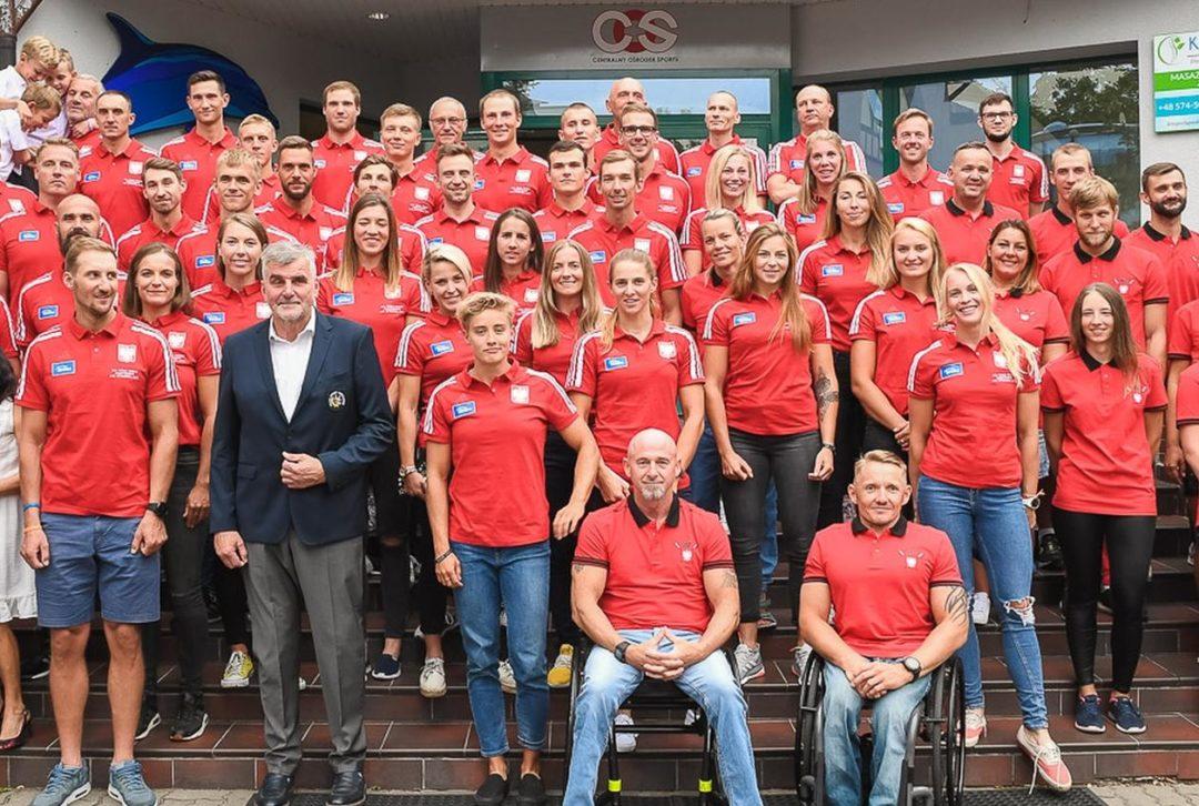 Reprezentacja Polski na wioślarskie mistrzostwa świata