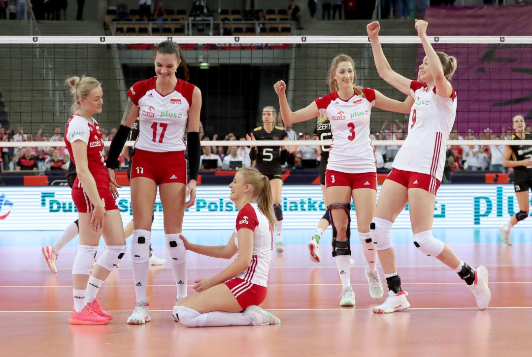 Polska – Niemcy 3:2. Mamy półfinał mistrzostw Europy!