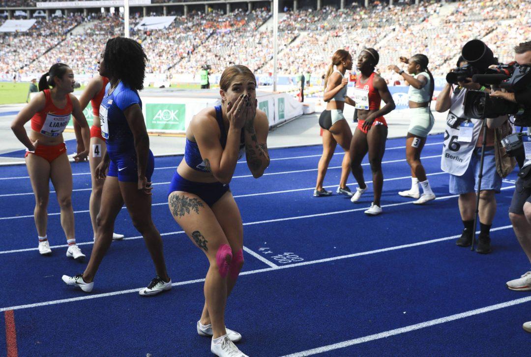 Swoboda (z 2. wynikiem polskiej LA) i Małachowski (ponad 65 m) wygrali ISTAF Berlin