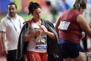 Kandydatka do medalu Malwina Kopron wyeliminowana – pechowy start MŚ