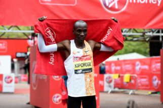 Zrobił to! Kipchoge przebiegł maraton poniżej dwóch godzin!