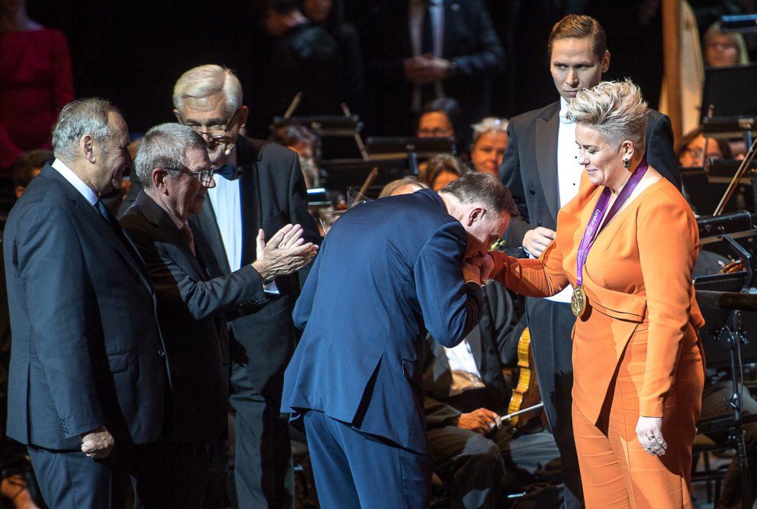 Gala na 100-lecie Polskiego Komitetu Olimpijskiego
