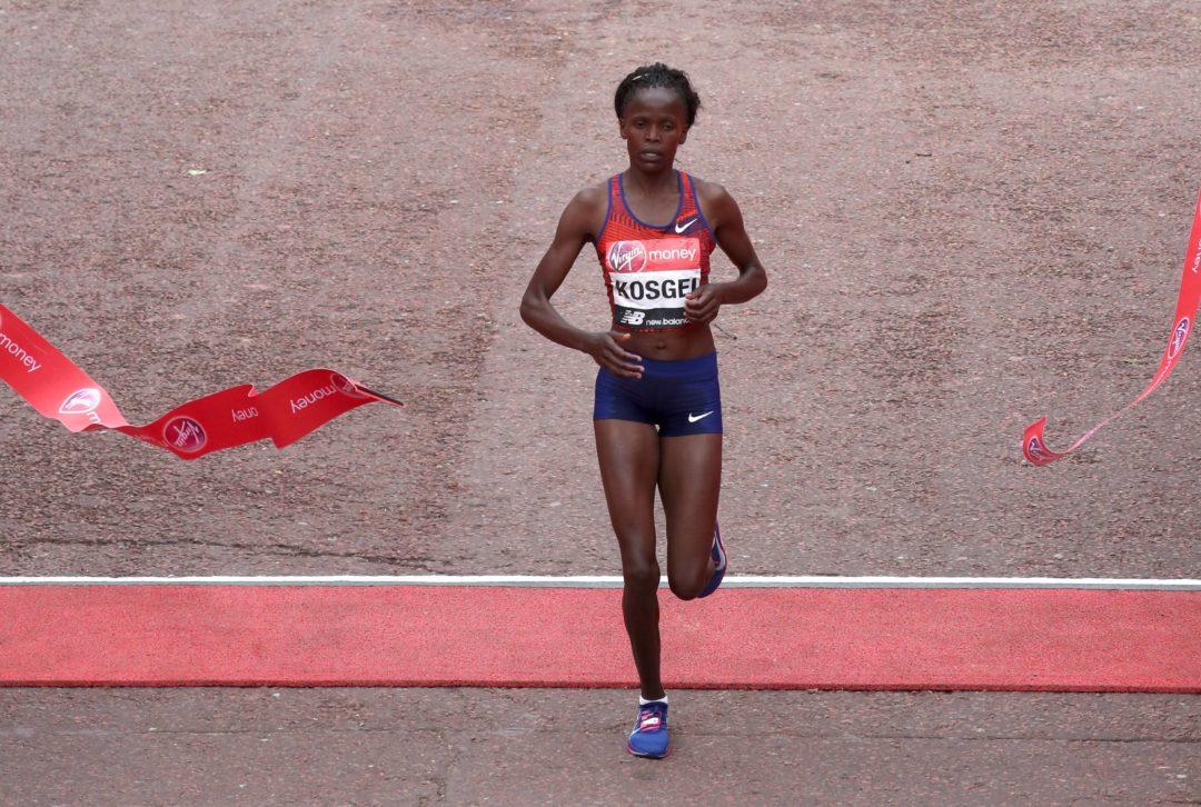 Nowa królowa maratonu w nowych szatach