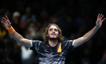 Grecki bóg tenisa. Tsitsipas prowadzi rewolucję nowego pokolenia