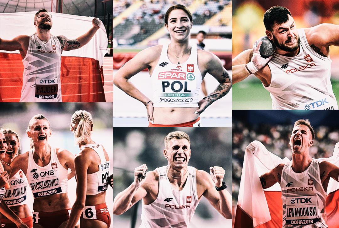 Kto w lekkiej atletyce zachwycił w tym sezonie najbardziej? Czas na Polaków!