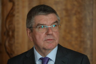 Thomas Bach. Od machania floretem, do rządzenia Komitetem