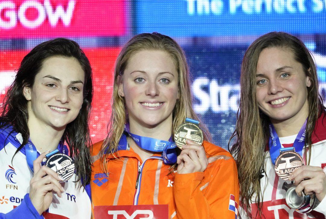 Polskie pływanie puszcza oczko. Pięć medali w Glasgow