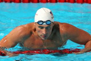 Ryan Lochte. Pływacki celebryta w drodze do Tokio