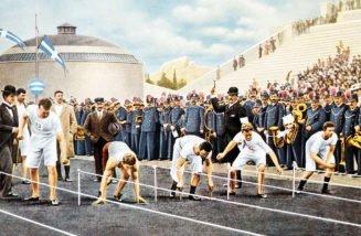 Jak to się wszystko zaczęło, czyli pierwsze nowożytne igrzyska olimpijskie