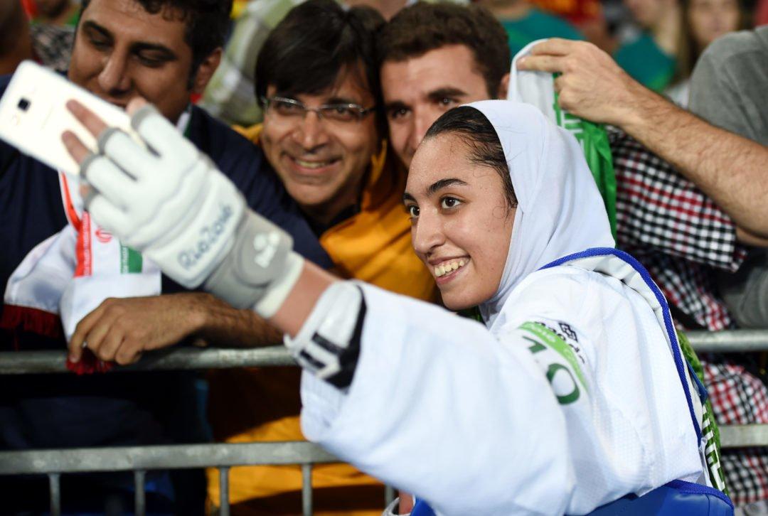 Córko, gdzie jesteś?! Czemu jedyna irańska medalistka olimpijska uciekła z kraju?