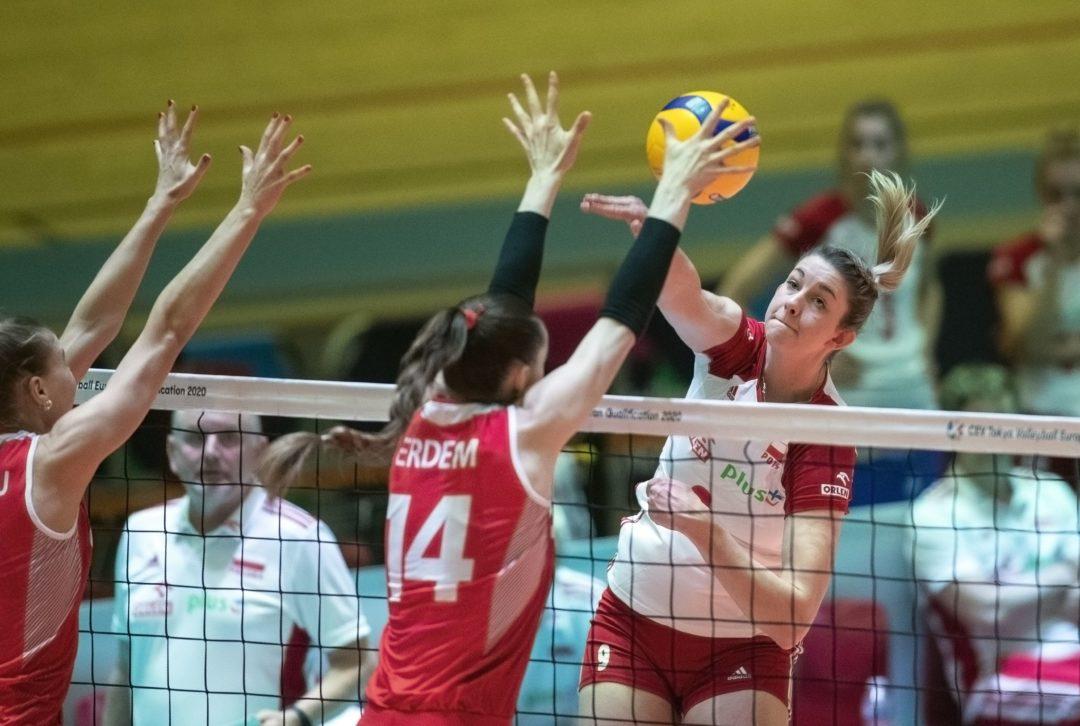 Polskie siatkarki zatrzymane. Igrzyska w Tokio obejrzą w telewizji…