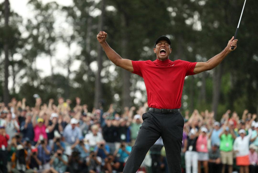 Tiger Woods i olimpijska wisienka na torcie