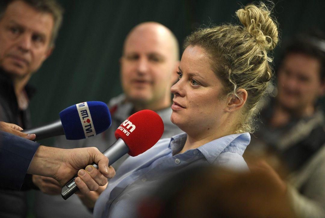 O kim teraz? O Kim. Clijsters wraca do zawodowego tenisa i powalczy o igrzyska w Tokio