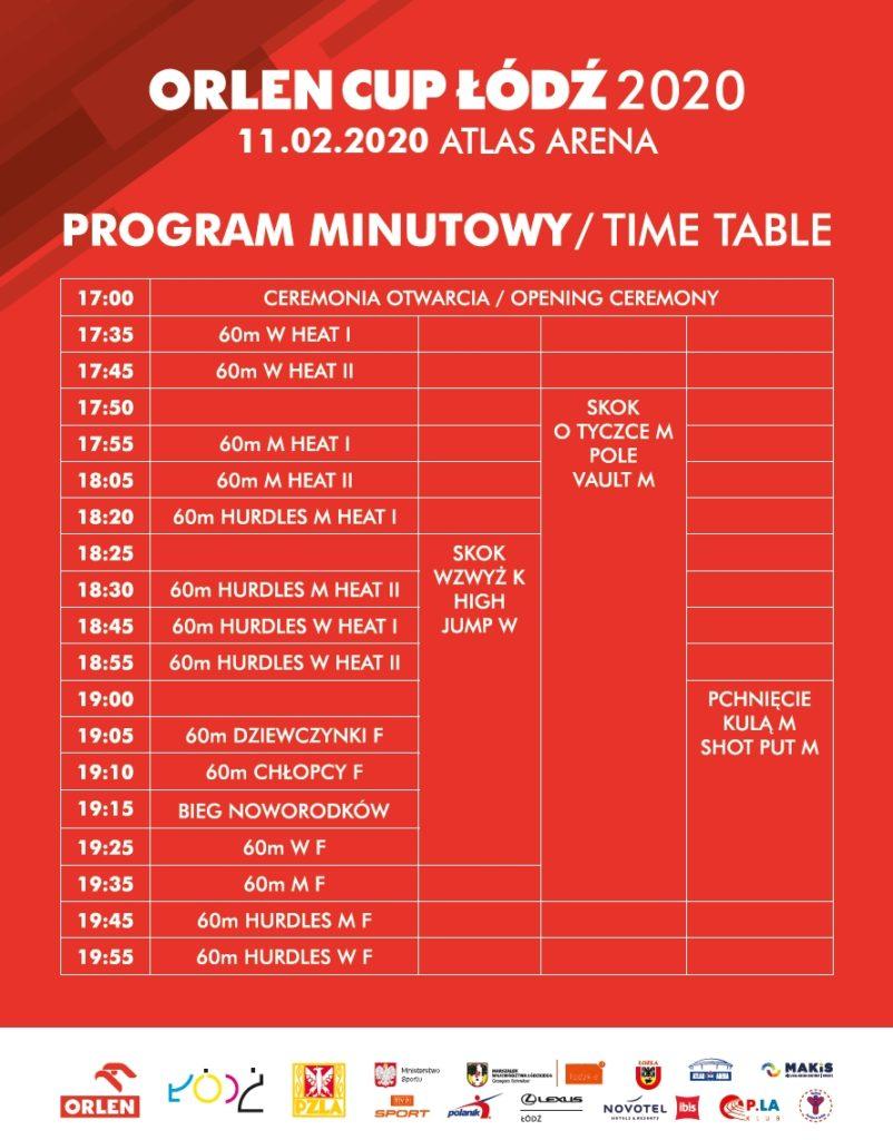 Program Orlen Cup