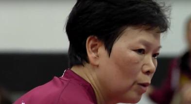 Babcia ping-ponga. Ni Xialian zagra na igrzyskach w wieku 57 lat