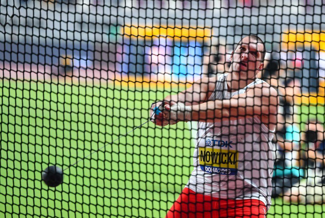 Wojciech Nowicki: Mam nadzieję, że igrzyska odbędą się w terminie