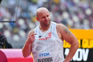 Małachowski: Sport schodzi na drugi plan. Najważniejsze, żebyśmy byli zdrowi