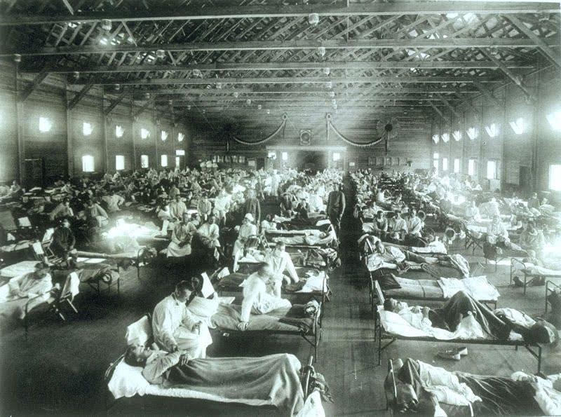 Sport w czasach pandemii. Jak walczono z hiszpanką?
