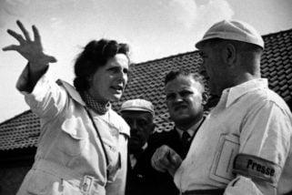 """Leni Riefenstahl, igrzyska i kino. Jak powstawała """"Olimpiada""""?"""