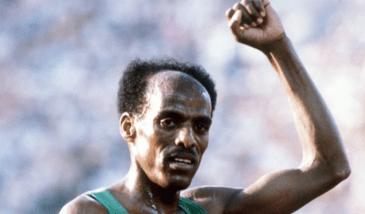 Fałszywa śmierć, więzienie i dwa olimpijskie złota. Historia Mirutsa Yiftera