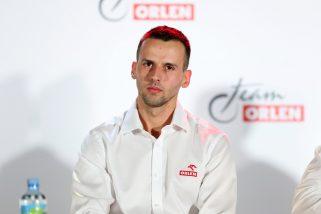 Łukasz Krawczuk: 400 m to morderczy dystans, wymiotowanie jest normą