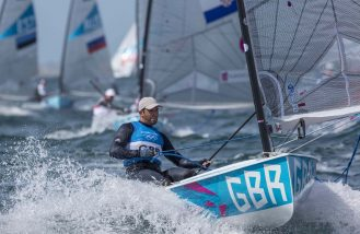 Sir Ben Bezwzględny. Najbardziej utytułowany żeglarz olimpijski.