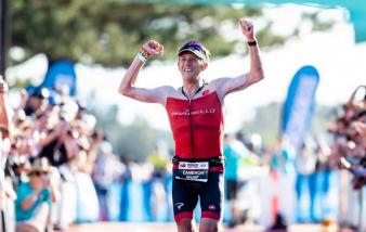 Przeciętny wioślarz i… kolarz, który stał się znakomitym triathlonistą. Historia Camerona Wurfa