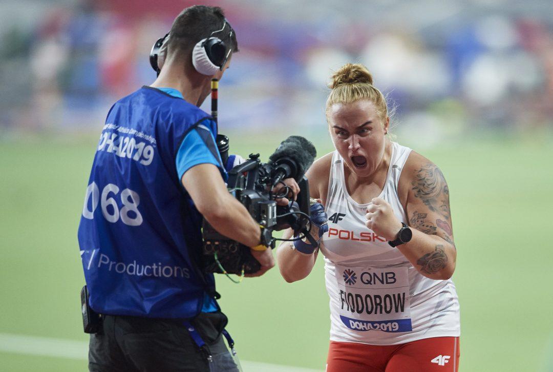 Joanna Fiodorow – uziemiony wulkan energii