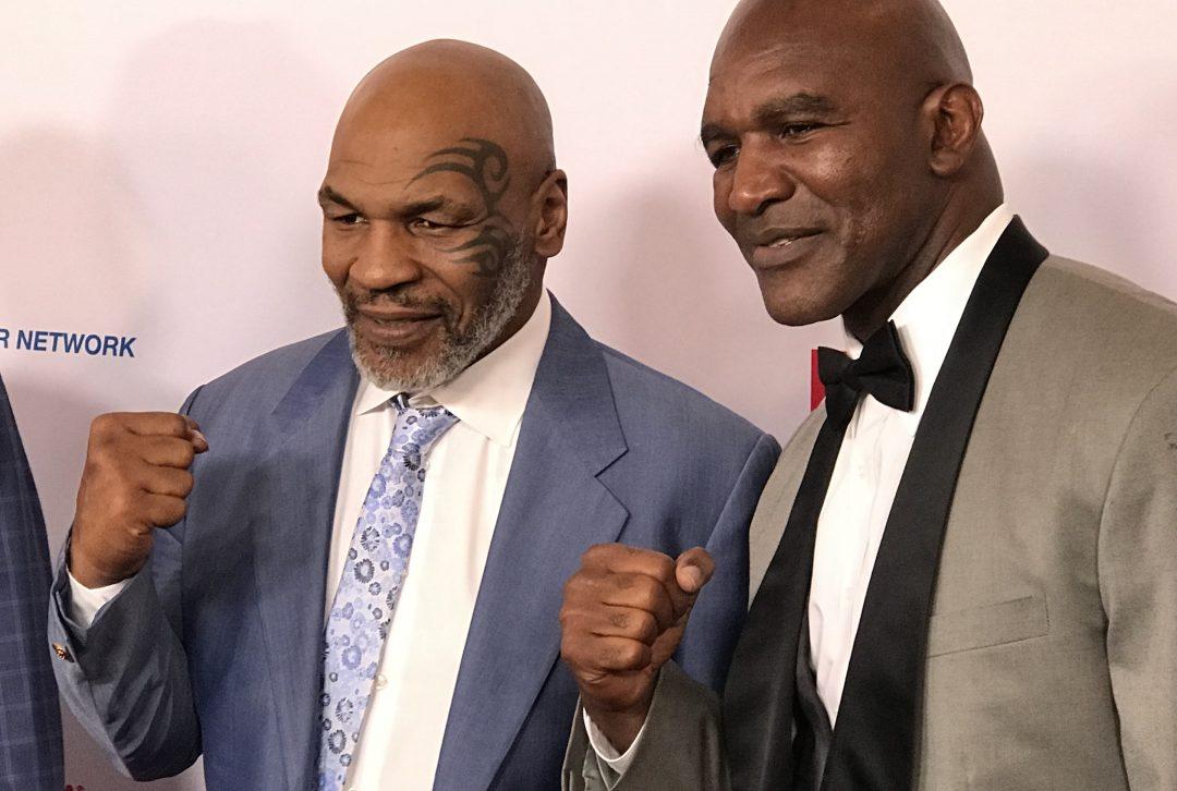 Oszukani. Olimpijska próba charakteru Tysona i Holyfielda