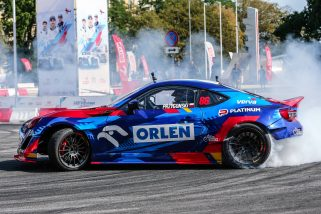 Drift, jako styl życia: Jakub Przygoński kierowca ORLEN Teamu