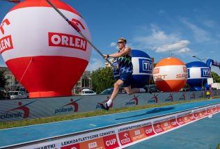 ORLEN TVP Sport Cup: Lisek latał najwyżej